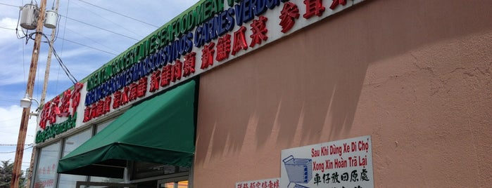 Chang Fa Supermarket is one of Portland A-F.