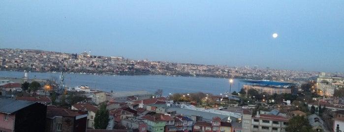 Şişhane is one of İstanbul'un Semtleri.
