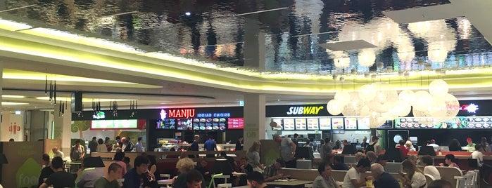 Food Lounge Rhein-Center is one of Locais curtidos por Cemil.