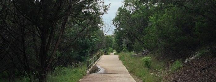 Brushy Creek Regional Trail is one of Tempat yang Disukai Matt.