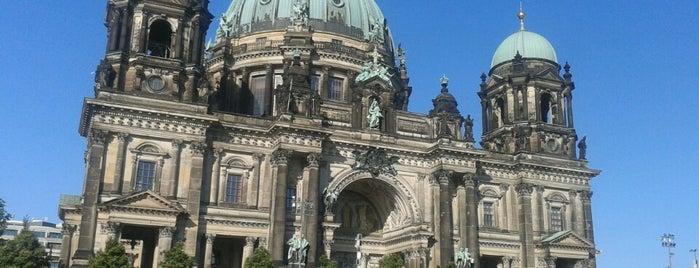 Cathédrale de Berlin is one of Follow the Orient Express — Şark Ekspresi.