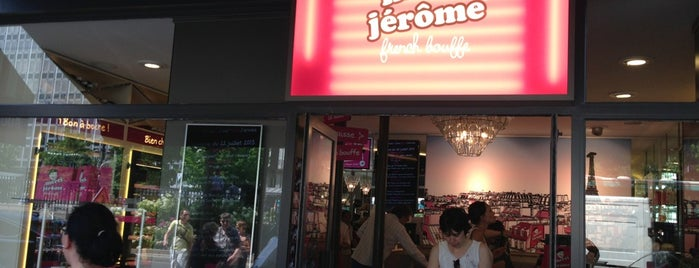 Merci Jérôme is one of Locais curtidos por Nathess.