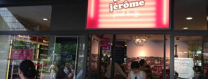 Merci Jérôme is one of สถานที่ที่ Nathess ถูกใจ.