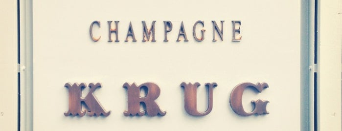 Champagne Krug is one of Wineries.