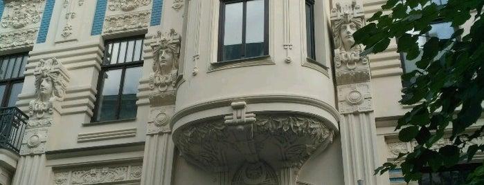 Art Nouveau Riga is one of Riga.