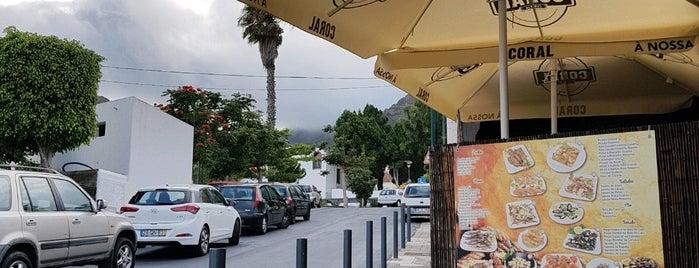 Tasquinha do Pescador is one of Madeira.