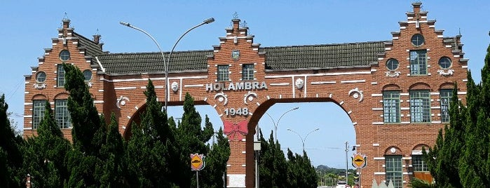 Holambra is one of Posti che sono piaciuti a Joao.