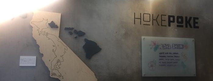 Hoke Poke is one of Tried It.