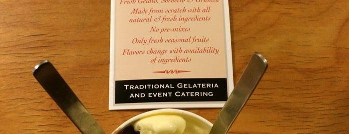 Bulgarini Gelato is one of LA Food.