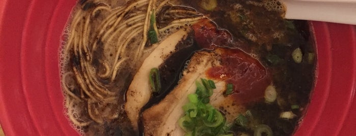 Ippudo is one of Vegan.