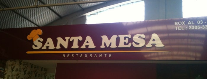 Santa Mesa Restaurante is one of สถานที่ที่ Mr. ถูกใจ.