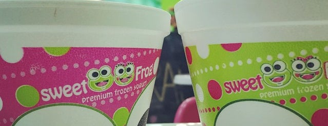 sweetFrog is one of USA.