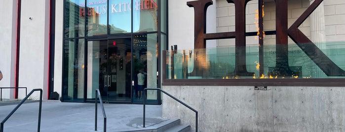 Gordon Ramsay Hell's Kitchen is one of American Travel Bucket List-West Coast.