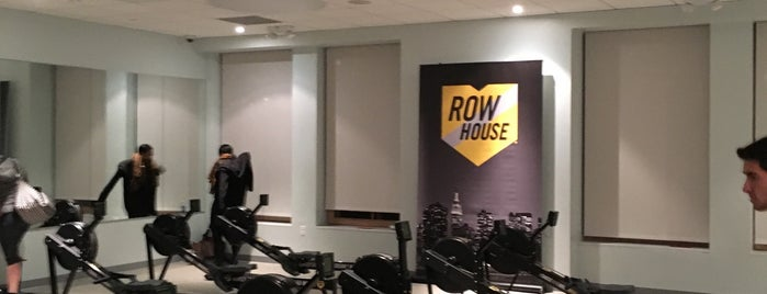 Row House East is one of Fitness & Health.