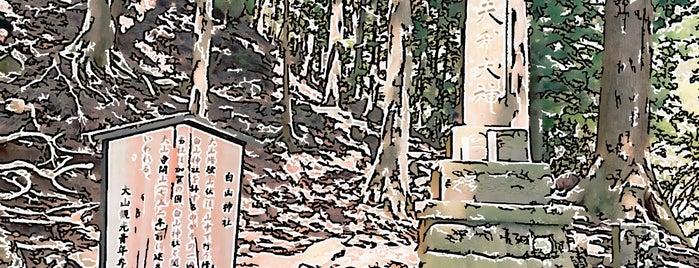 白山神社 is one of Posti che sono piaciuti a Nonono.