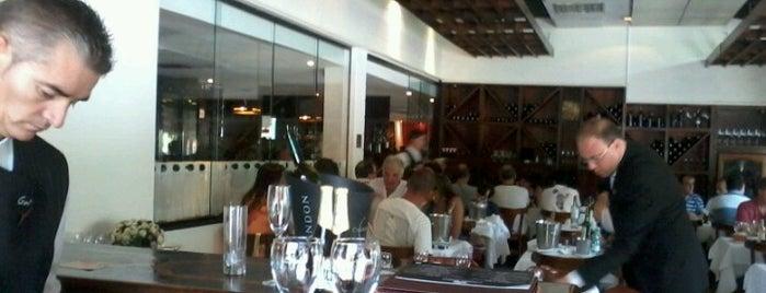 Garden Restaurante is one of Restaurant Week 2013 - Rio de Janeiro.