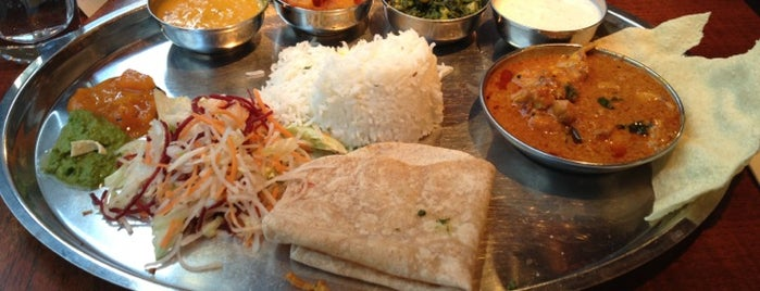 Masala Zone is one of Must-visit Food in London.
