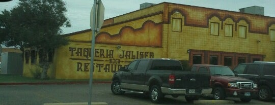 Taqueria Jalisco is one of usa.