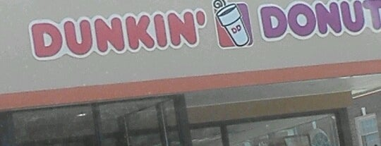 Dunkin' is one of Andover.