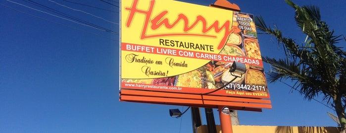 Harry Restaurante is one of comida baiana.