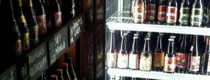 El Depósito is one of Cerveza.