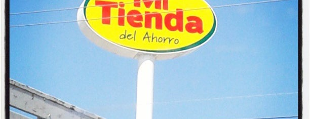 Mi Tienda del Ahorro is one of สถานที่ที่ Ismael ถูกใจ.