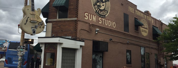 Sam Phillips Recording Studio is one of Visit in USA.