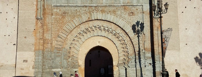 Bab Agnaou is one of Rock the Kasbah.