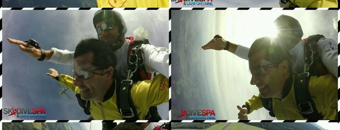 Skydive Spa is one of Nearby.