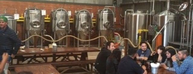 Wendlandt Sauzal is one of Aquí se hace Cerveza..