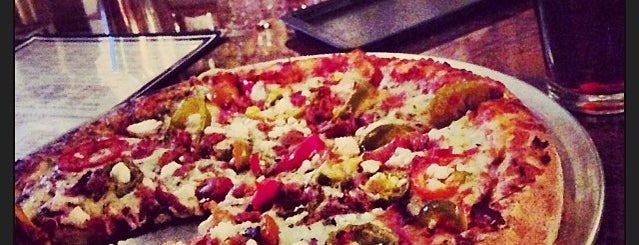 Crozet Pizza At Buddhist Biker Bar is one of VA is for Wahoos.