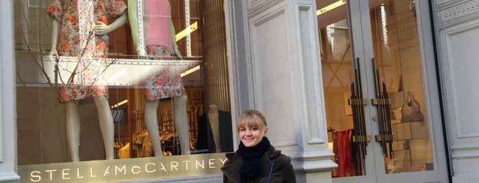 Stella McCartney is one of nyc.