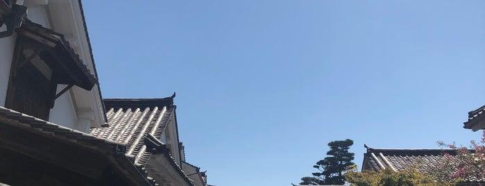 竹原町並み保存地区 is one of Orte, die ZN gefallen.