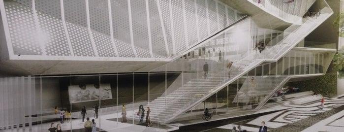 Museu da Imagem e do Som (MIS) is one of Destination: Rio.