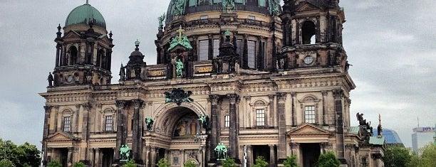 Catedral de Berlim is one of Berlin 2013.