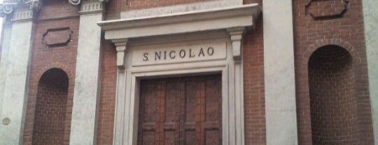 Chiesa San Nicolao is one of Swiss been.