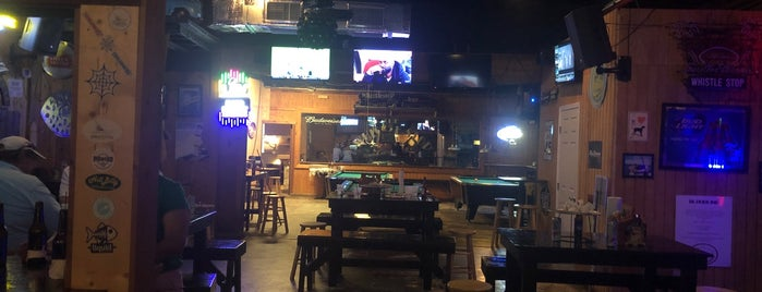 The Whistle Stop Pub & Grill is one of Greater Miami Area.