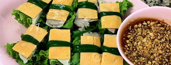 เฝอท่าบ่อ is one of KKU food.