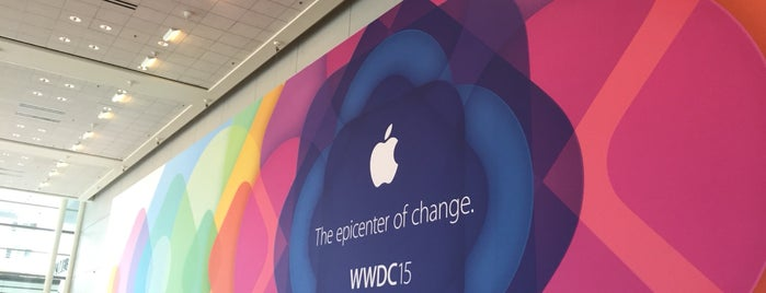 Apple Worldwide Developers Conference (WWDC) is one of Jeremy'in Beğendiği Mekanlar.