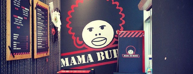 Mama Burger is one of Mangiare vegan a Milano.