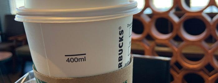 Starbucks is one of Lugares favoritos de Zuno.