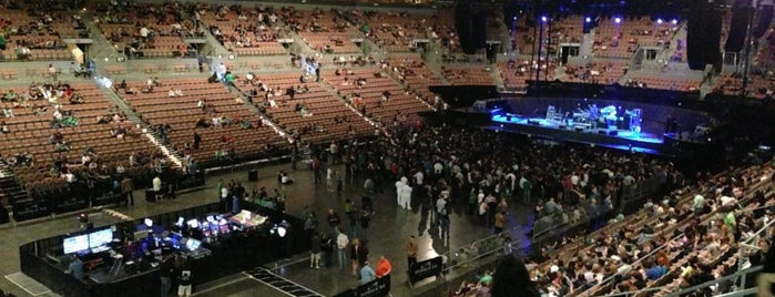 Mandalay Bay Events Center is one of Las Vegas All Badges.