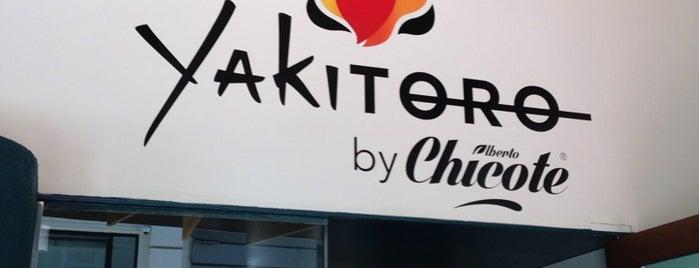 Yakitoro is one of Comer, cenar.
