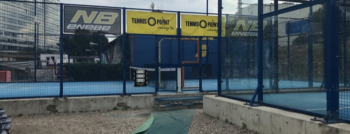 Padelberlin is one of To-Do's in Berlin.
