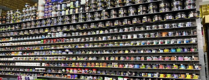 Bullet Shop is one of Berlin Consum.