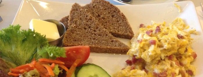 Milch & Zucker is one of Berlin Best: Cafes, breakfast, brunch.