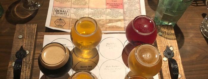 Denali Brewing Co. is one of Krzysztof 님이 좋아한 장소.