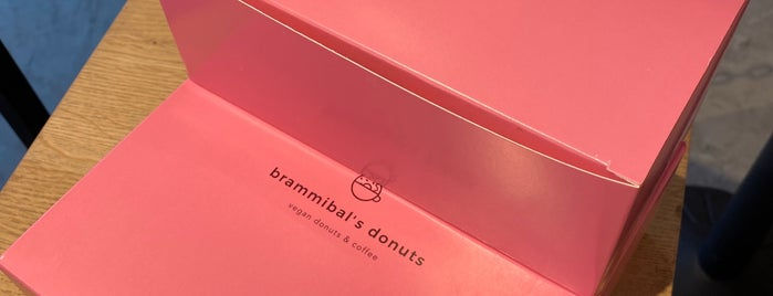 Brammibal's Donuts is one of Berlin Best: Desserts & bakeries.