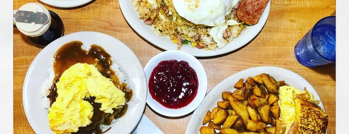 Kava's Pancake House is one of AK.