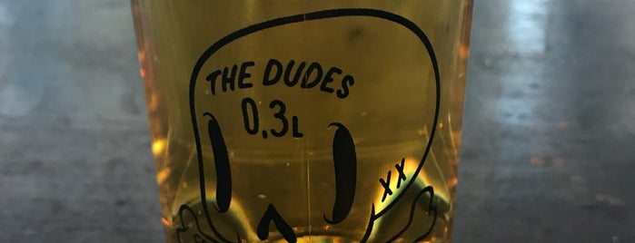 The Dudes is one of Lugares guardados de rodrigo.
